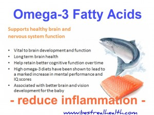 Leaky Gut - omega-3