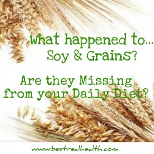 Soy-Grains-Missing Diet