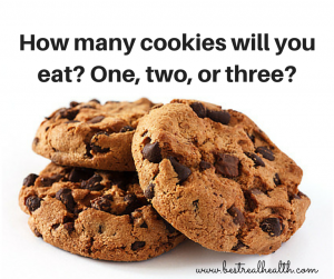 NeoLife-Dark Chocolate-Peanut Butter-Bar-How many cookies will you eat- One, two,